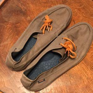 Reef Amphibian shoes